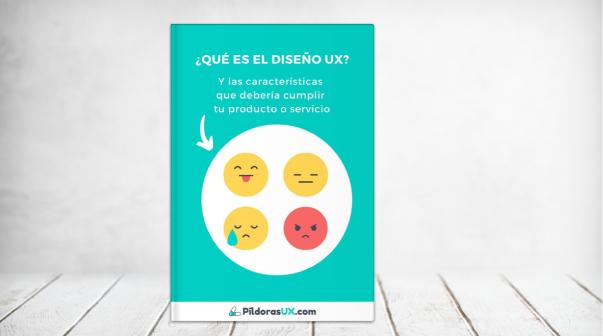 Qué es el diseño UX